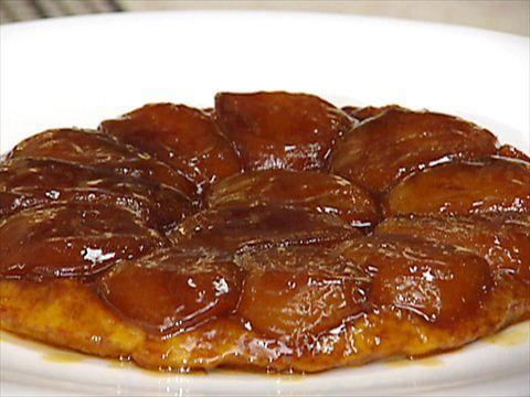 Classic Apple Tarte Tartin from CookingChannelTV.com