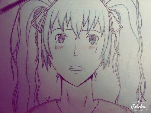 Hatsune Miku? Maybe... :D