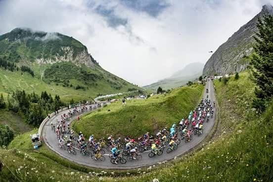 Tour de France 2017: oggi 8 luglio Tappa 8 di montagna, analisi altimetria e percorso, Diretta TV Streaming Rai