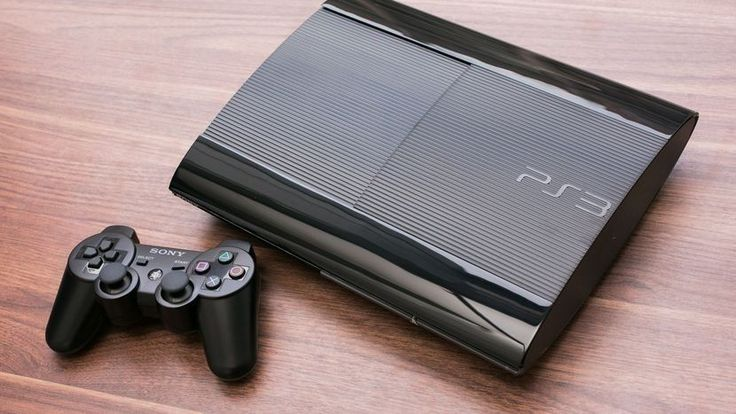 Sony Playstation 3 SuperSlim 250Gb Black & Controller & Many Many Games Used