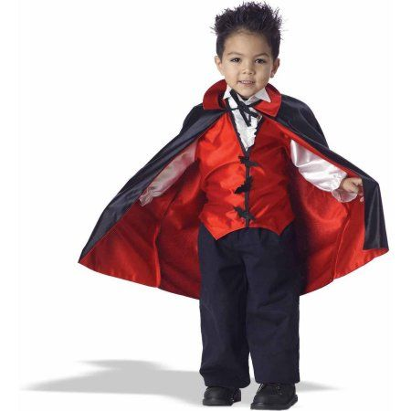 vampire boys toddler halloween costume boys size 3t4t multicolor - Pictures Of Halloween Costumes For Toddlers