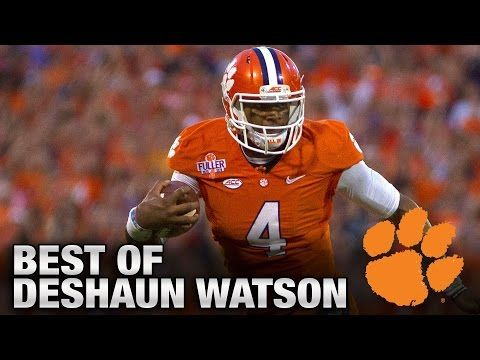 Watson ranked #1 in SI.com's Heisman Watch - Tajh Boyd Clemson Football Player Update | TigerNet