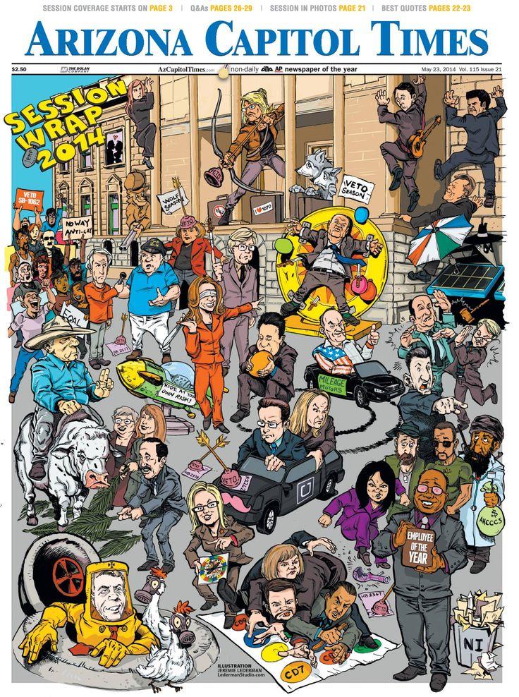 2014 Cover Illustration