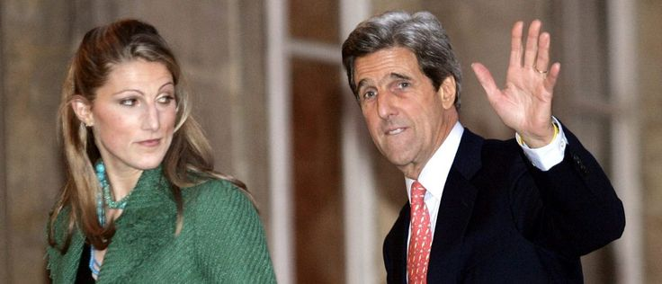SCREWING AMERICA:John Kerry's State Department Funneled MILLIONS To His Daughter's Nonprofit.  ------------------------------------------- Cheap ass billionaire has to screw the taxpayers to feather daughter's nest. No nepotism to see here, now move along.