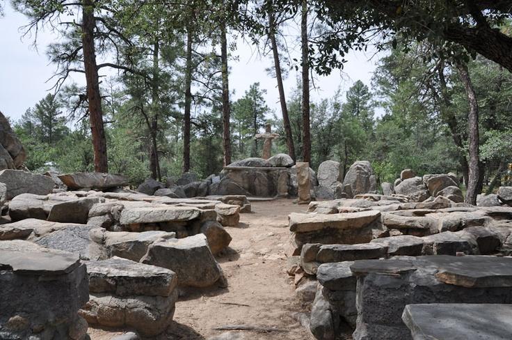 Chapel Rock, Prescott, Arizona