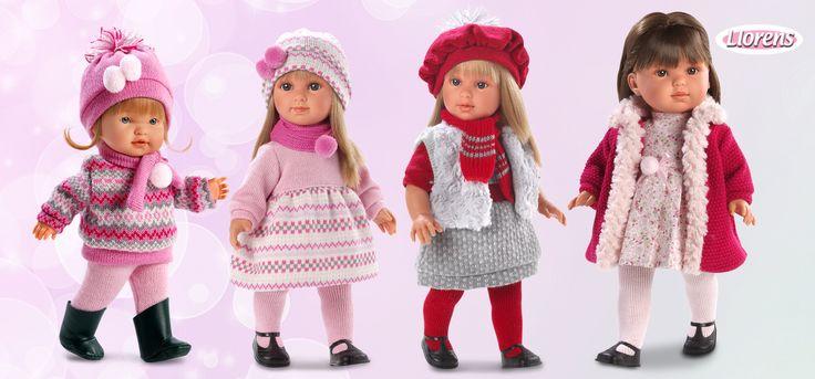 muñecas - Muñecas Llorens