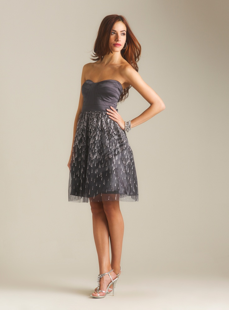 Strapless Corset --- in search of the perfect wedding guest dress....