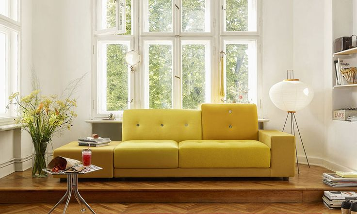 Divano Polder Sofa by @vitra