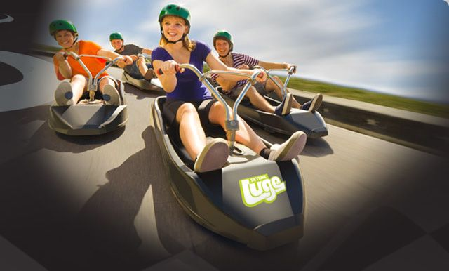 Skyline Luge Adventure Activities – Sentosa Luge, Rotorua Luge, Queenstown Luge, Mont Tremblant Luge, Calgary Luge.