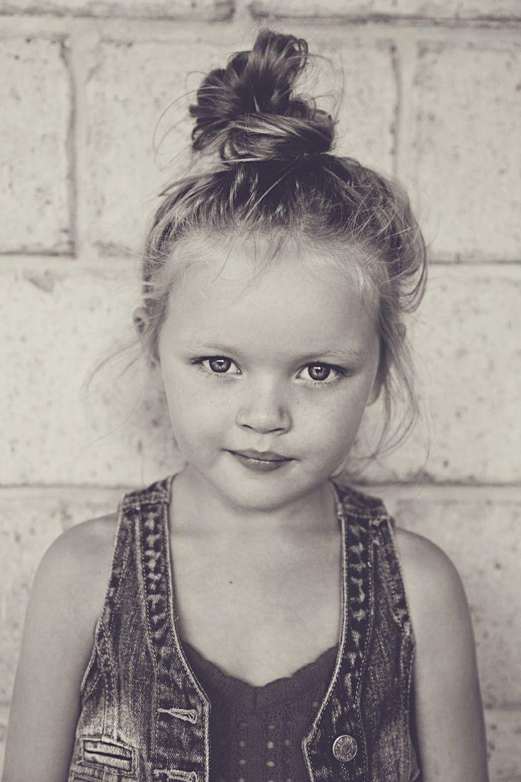 One of my beautiful granddaughtersl <3