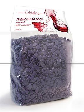 Пленочный винный воск в гранулах CRISTALINE купить от 1349 руб в Созвездии красоты