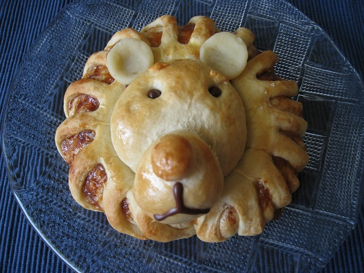 Löwenbrot ライオンのパン