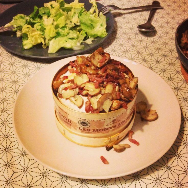 Les 20 meilleures id es de la cat gorie fromage mont d or sur pinterest fromage cheese - Recette fromage mont d or ...