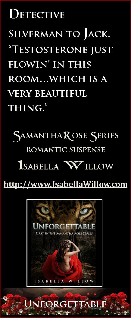 """Detective Silverman: """"Mr. Nolan, you are aware that you are taking on the security risk of having Jack the Ripper after you and your staff."""" Jack was giving Silverman his panther-in-the-bushes look. Unforgettable. Amazon, Barnes & Noble, Smashwords"""