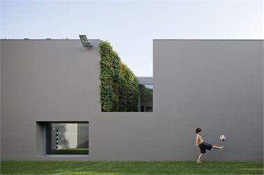 House in Quinta Patino - Estoril, Portugal - 2012 - Frederico Valsassina Arquitectos