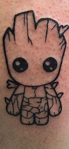 groot apprentice reds tattoo colchester essex