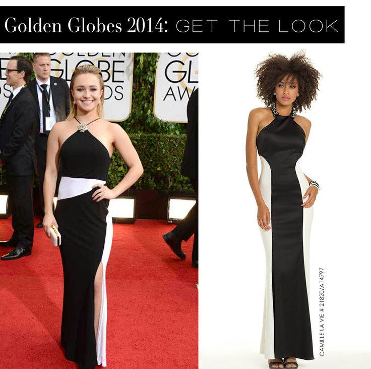 Hayden Panettiere at the Golden Globes 2014 and the Camille La Vie dress version for lessBlock Dresses, Dresses Ideas, Prom Dresses, Dresses Version, Jeresi Dresses, Vie Dresses