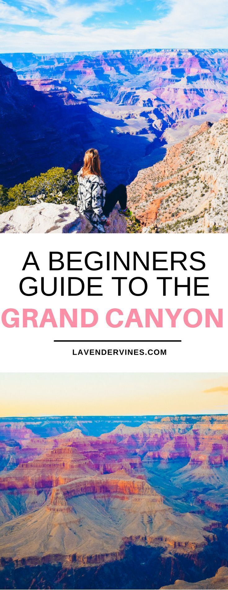 Grand Canyon things to do, Grand Canyon South Rim, Trip to Grand Canyon, Visiting the Grand Canyon, Grand Canyon Arizona, Grand Canyon Hiking, Grand Canyon camping, Grand Canyon vacation #GrandCanyon #TravelDestinationsUsaSpring