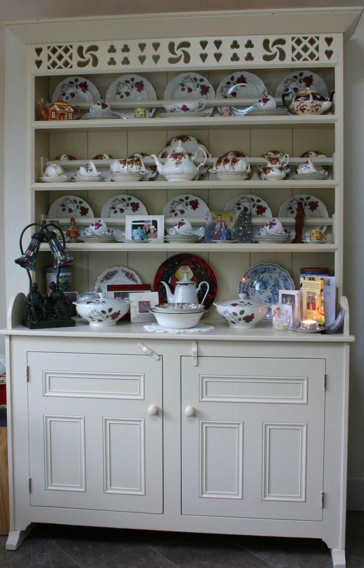 Irish Country Kitchens 17 Best Images About Dressers On Pinterest Yellow Chalk Paint