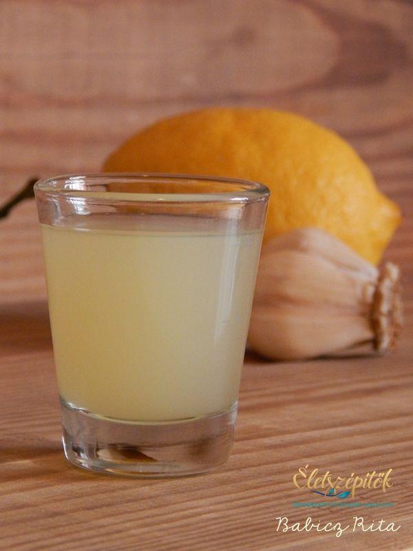 Vitalizáló, regeneráló hatású citromos-fokhagymás kúra | Életszépítők