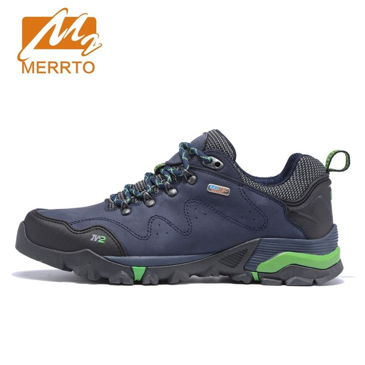 64.08$  Watch now  - MERRTO Outdoor Breathable Hiking Shoes For Men Waterproof Shoes Men Waterproof Hiking Shoes For Women Trekking Walking Shoes Man