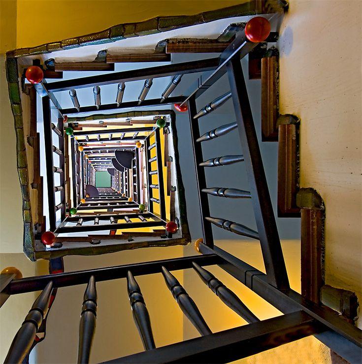 Hundertwasser Staircase