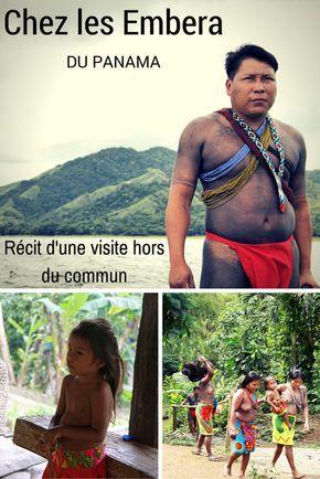 Une visite chez les Embera fait partie des moments forts d'un voyage au Panama. Voici le récit de mon expérience et toutes les infos nécessaires pour visiter ce village au beau milieu du parc national de Chagres.