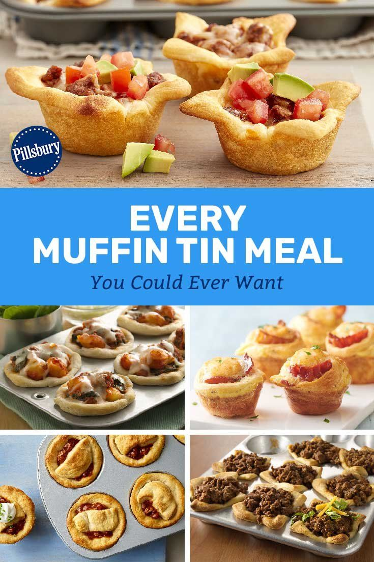 Every Muffin Tin Meal You Could Ever Want In 2020 Cupcake