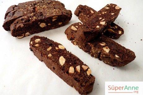 Fındıklı Çikolatalı Biscotti Tarifi