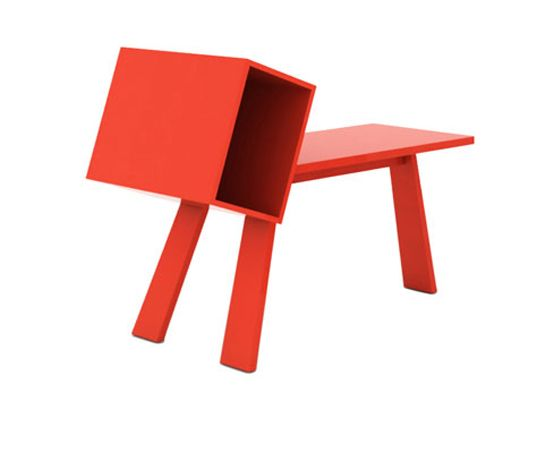 Bramboo | Farà la felicità dei più piccolo questa colorata scrivania ...