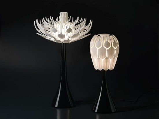 Nice Sophisticated Bloom Table Lamp By MGX   Modern Homes Interior Design And  Decorating Ideas On Decodir