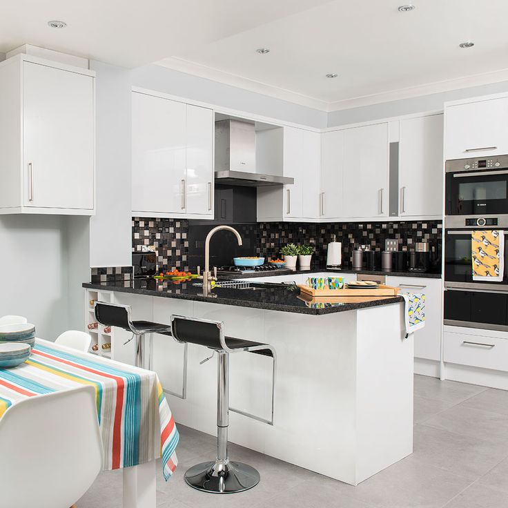 Oltre 25 fantastiche idee su Cucina bianca lucida su Pinterest ...