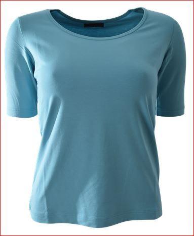 T-shirt ocean blue, €30