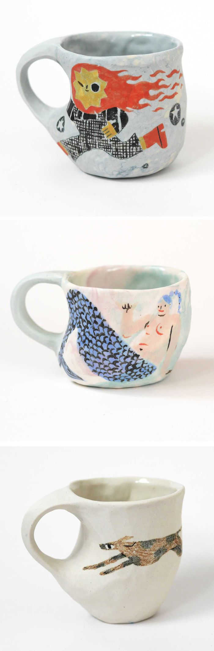 Ceramics by Two Hold Studios
