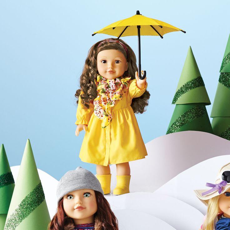 "Newberry(TM/MC) 18"" Doll - Raine #SearsWishlist"