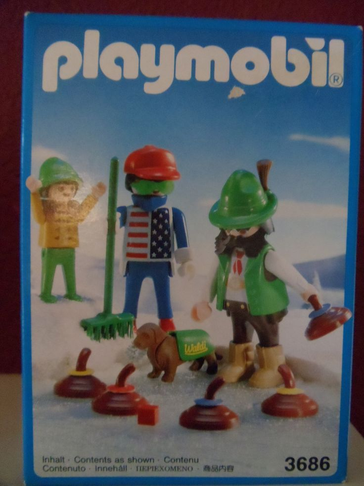 From Playmobil (Released in 1992, discontinued in 1994.) Currently $110 on eBay (collectors item) AND I have one :D