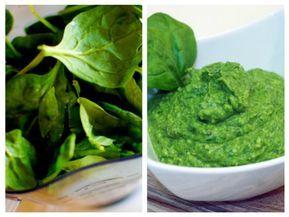 Pateul de spanac este un deliciu nutritiv, care furnizează organismului o cantitate importantă de vitamine şi minerale.