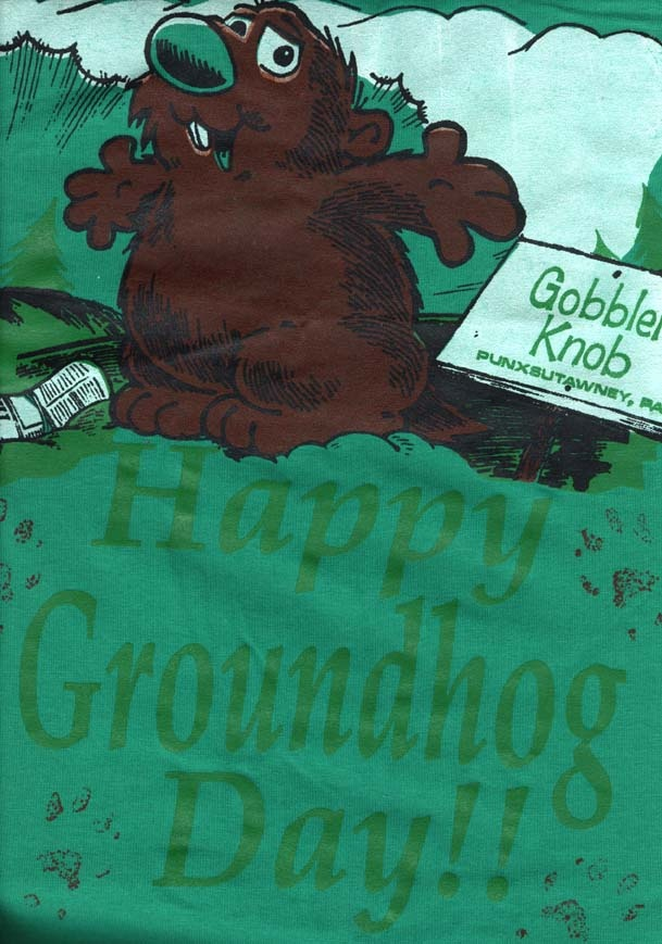 """Up At The Knob Groundhog Day Song - (sung to the tune of """"Up On The Housetop"""") -  Pinned by @PediaStaff – Please Visit http://ht.ly/63sNt for all our pediatric therapy pins: Knobs Groundhog, Groundhog Day"""