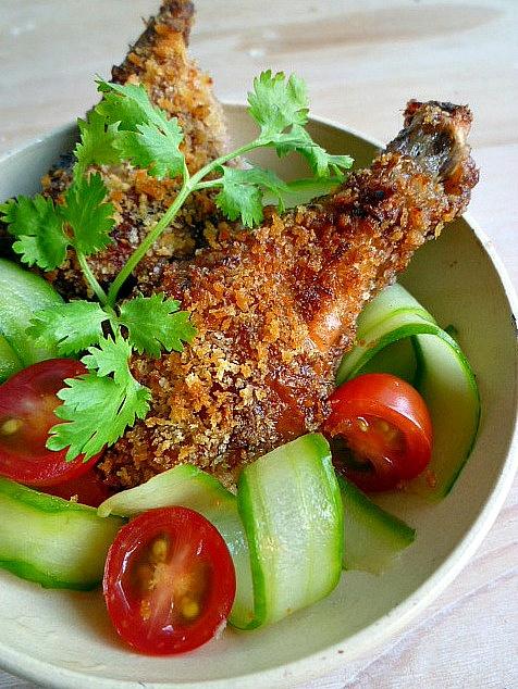 Another Indian dish to try http://singaporeshiok.blogspot.sg/2011/11/ayam-bakar-pedas-chilli-and-garlic.html?m=1