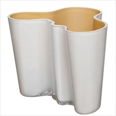 iittala Alvar Aalto Dual Colored Vase Sand - Limited Production