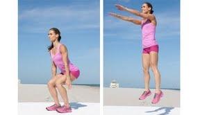 Tabata Intervals Using Jump Squat Examined - Prevention.com