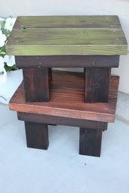 diy 2x4 stools