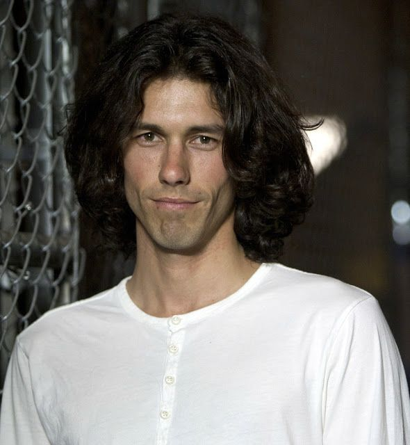 Tom is how I think Lieutenant Zordan looks. (TOM FRANCO: DIRECTOR)