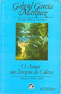 Gabriel Garcia Marquez - O Amor nos Tempos do Cólera <3<3<3
