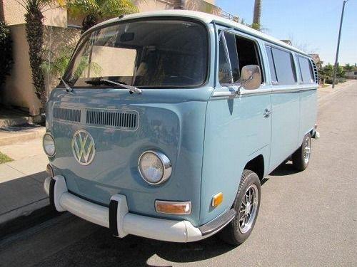 カリフォルニアの青い空育ちのGood car,空冷VW BUS 年式 1970年式 排気量 2000cc オプション Weber BERGシフター カスタムパーツ BRMホイール 5段階評価 - 価格 Ask ...