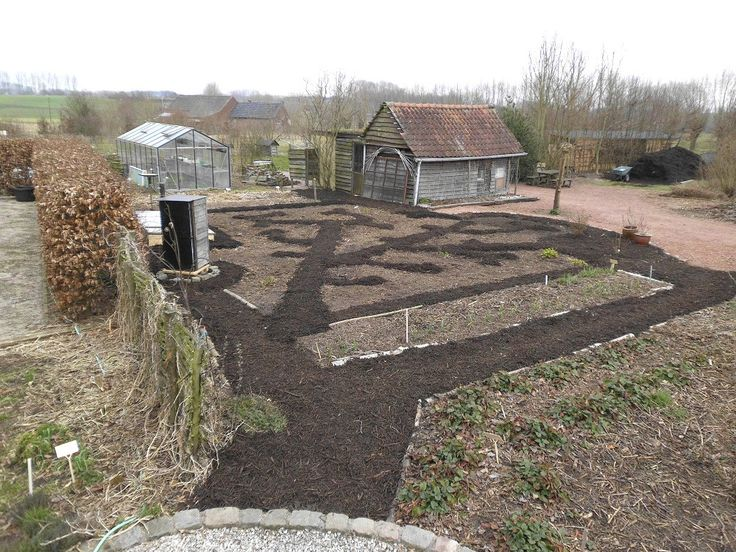1000 images about keyhole gardens on pinterest gardens for Small permaculture garden designs