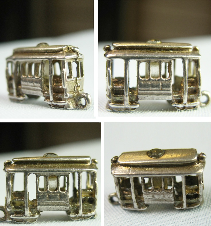43 best stanhope mini charms images on pinterest for Golden gate bridge jewelry