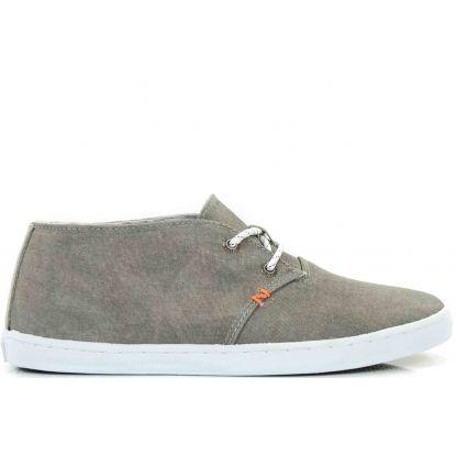 Chaussures De Moyeu Gris Pour Les Femmes 30 d9PCx6W