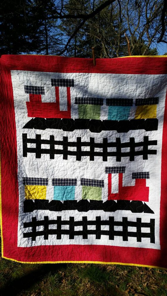 Best 25 train baby showers ideas on pinterest baby shower gifts custom train bedding train quilt train twin bedding matching decor train baby shower train birthday new negle Gallery