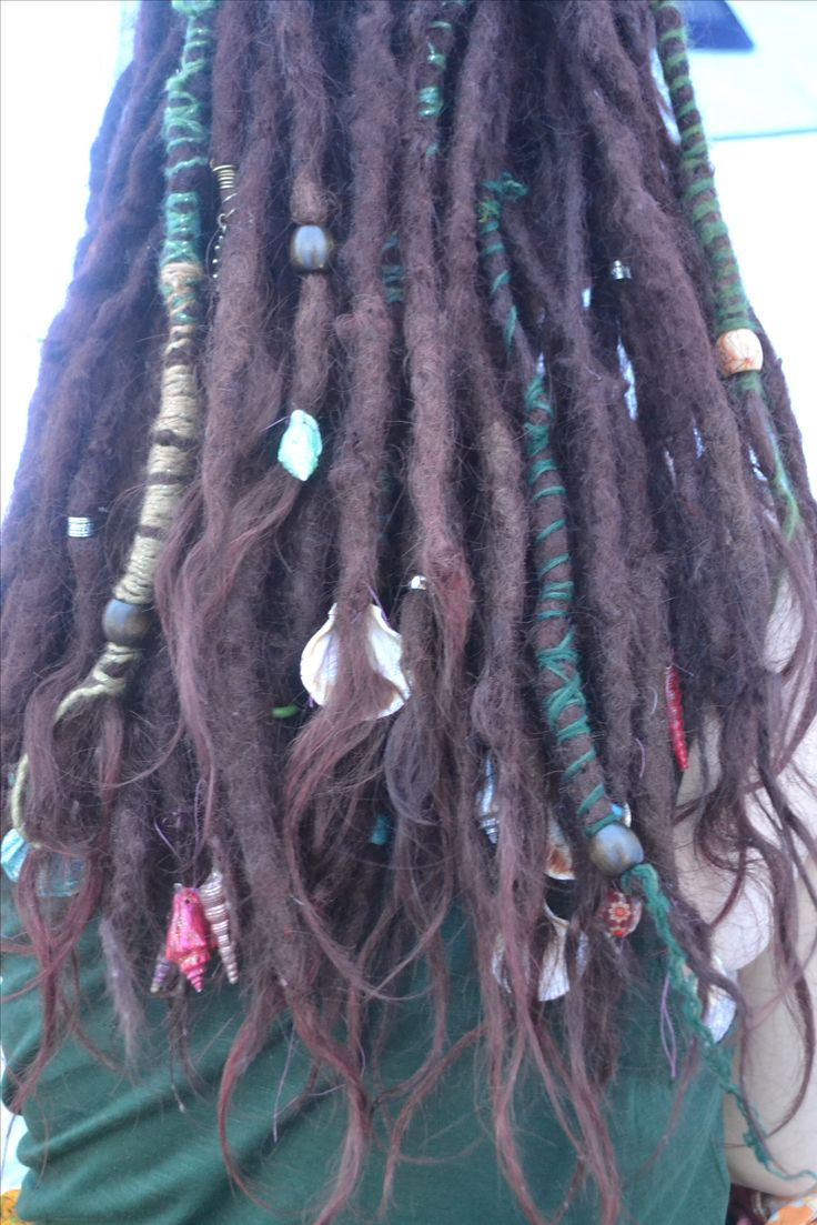 mermaid dreads